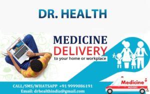 Medicine home delivery